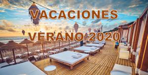 Circuitos de vacaciones – Verano 2020